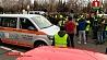 Бастующие в Испании таксисты облачились в желтые жилеты Таксісты, якія бастуюць у Іспаніі, апрануліся ў жоўтыя камізэлькі