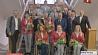 В  Миноблисполкоме чествовали участников национальной команды Беларуси на 15-х Паралимпийских играх  У  Мінаблвыканкаме ўшаноўвалі ўдзельнікаў нацыянальнай каманды Беларусі на 15-х Паралімпійскіх гульнях  Minsk Executive Committee honors participants of National Team of Belarus at 15th Paralympic Games in Rio de Janeiro