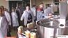 Новая линия по производству соков официально запущена на Толочинском консервном заводе Новая лінія па вырабе сокаў афіцыйна запушчаная на Талачынскім кансервавым заводзе