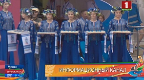 Бэкстейдж медальных церемоний