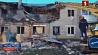 Мощный взрыв прогремел в жилом доме в Ростове Магутны выбух прагрымеў у жылым доме ў Растове