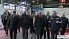 Президент Сербии посетил Минский тракторный завод Прэзідэнт Сербіі наведаў Мінскі трактарны завод   Serbian President visits Minsk Tractor Works