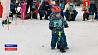 Соревнования для самых маленьких атлетов сегодня прошли в столичной Солнечной долине Спаборніцтвы для самых маленькіх атлетаў сёння прайшлі ў сталічнай Сонечнай даліне