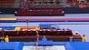 Женская сборная Беларуси  выиграла серебро на чемпионате мира по прыжкам на батуте Жаночая зборная Беларусі  выйграла срэбра на чэмпіянаце свету па скачках на батуце Belarusian national team wins silver at World Trampoline Championships