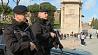 В Риме полиция усиливает меры безопасности  У Рыме паліцыя ўзмацняе меры бяспекі