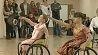Сегодня в Минске прошла презентация школы танцев на колясках Сёння ў Мінску прайшла прэзентацыя школы танцаў на калясках