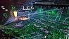 """Фантастическое световое шоу на детском """"Евровидении-2018"""" в Минске  Fantastic light show at the Junior Eurovision-2018 in Minsk"""