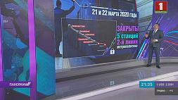 Пять станций Автозаводской линии метро закрыты на выходные