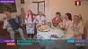 Весну по древним традициям встречали в Вилейке Вясну па старажытных традыцыях сустракалі ў Вілейцы