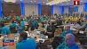 Минск принимает конференцию УЕФА по массовому футболу Мінск прымае канферэнцыю УЕФА па масавым футболе Minsk hosts UEFA Grassroots Conference
