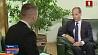 Беларусь и Великобритания активизируют внешнюю торговлю Беларусь і Вялікабрытанія актывізуюць знешні гандаль