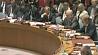 Совбез ООН рассмотрит компромиссный проект резолюции по химатаке в сирийском Идлибе Савет Бяспекі ААН разгледзіць кампрамісны праект рэзалюцыі па хіматацы ў сірыйскім Ідлібе