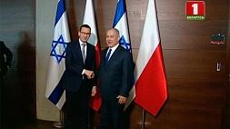 Премьер Польши не поедет в Израиль из-за высказываний Нетаньяху Прэм'ер Польшчы не паедзе ў Ізраіль з-за выказванняў Нетаньяху