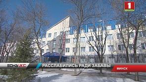 Сразу несколько задержаний провели бойцы наркоконтроля в Минске