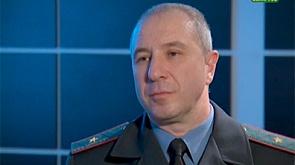 Юрий Караев - замминистра внутренних дел Беларуси, командующий внутренними войсками