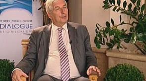 Австрийский социолог, предсказавший закат арабской весны и кровавую драму исламского Магриба, Кристиан Хэрпфер.