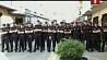 Жители Сарагосы аплодисментами встретили полицейских, которые вернулись домой из Каталонии Жыхары Сарагосы апладысментамі сустрэлі паліцэйскіх, якія вярнуліся дадому з Каталоніі