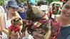 В карнавале в Бразилии участвуют даже домашние питомцы