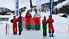 Белорусские фристайлисты выиграли четыре медали юниорского чемпионата мира Беларускія фрыстайлісты выйгралі чатыры медалі юніёрскага чэмпіянату свету Belarusian ski acrobats win 4 medals at Junior World Championships in Italy