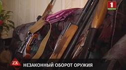 Звук взрывов привел правоохранителей на порог к нелегалу-оружейнику из Рогачевского района