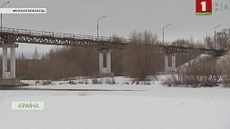 Специалисты ОСВОД ежедневно проверяют состояние льда на водоемах - толщину Спецыялісты АСВОД штодзень правяраюць стан лёду на вадаёмах
