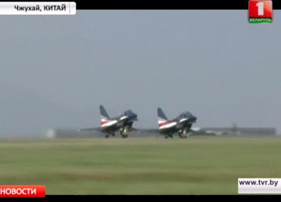 В Китае впервые показали истребитель  пятого поколения J-20