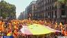 Политические разногласия не утихают в Каталонии Палітычныя рознагалоссі не сціхаюць у Каталоніі