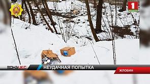 Со склада филиала Рогачевского МКК пытались вынести более 400 единиц товара