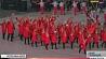 В Пхенчхане официально открылись XXIII Олимпийские игры У Пхёнчхане афіцыйна адкрыліся XXIII Алімпійскія гульні Winter Olympic Games start in South Korea