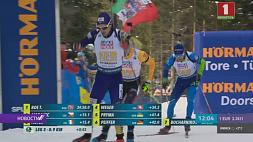 Мужской спринт сегодня на чемпионате мира по биатлону  Мужчынскі спрынт сёння на чэмпіянаце свету па біятлоне