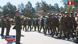 Клятву на верность Родине сегодня принесли солдаты срочной службы Клятву на вернасць Радзіме сёння прынеслі салдаты тэрміновай службы