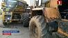 В Вороновском районе школьный автобус столкнулся с погрузчиком У Воранаўскім раёне школьны аўтобус сутыкнуўся з пагрузчыкам