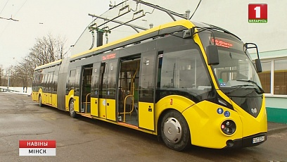 До лета количество электробусов на улицах Минска увеличится в 5 раз