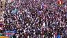 В Чехии продолжаются масштабные демонстрации У Чэхіі працягваюцца маштабныя дэманстрацыі