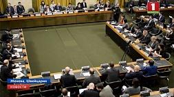 Беларусь заявляет о необходимости скорейшего запуска переговоров по мировой безопасности Беларусь у Жэневе заяўляе аб неабходнасці хутчэйшага запуску перагаворнага працэсу па сусветнай бяспецы