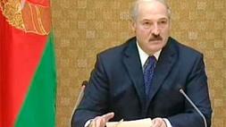 Пресс-конференция Президента Республики Беларусь А. Г. Лукашенко белорусским средствам массовой информации.