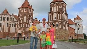 Мирный тур по Беларуси