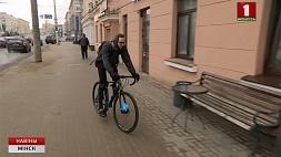 "К акции ""На работу на велосипеде зимой"" присоединились более 100 минчан К акции ""На работу на велосипеде зимой"" присоединились более ста минчан More than 100 Minsk residents join action Go To Work by Bicycle in Winter"