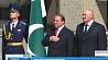 Минск с официальным визитом  посетил премьер-министр Пакистана  Мінск з афіцыйным візітам на некалькі дзён прыбыў прэм'ер-міністр Пакістана Наваз Шарыф Pakistani Prime Minister Nawaz Sharif arrives on an official visit in Minsk