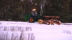Лесопромышленные машины