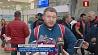 Сборная Беларуси по тяжелой атлетике вернулась на родину с чемпионата Европы  Зборная Беларусі па цяжкай атлетыцы вярнулася на радзіму з чэмпіянату Еўропы