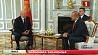 Александр Лукашенко провел переговоры с премьер-министром Грузии Аляксандр Лукашэнка правёў перамовы з прэм'ер-міністрам Грузіі