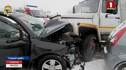 В аварии под Слуцком погиб 19-летний водитель-бесправник У аварыі пад Слуцкам загінуў 19-гадовы вадзіцель-бяспраўнік