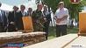 Президент Беларуси посетил Гомельскую область