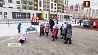 В Гомеле воплотили инновационный проект: жилой комплекс из нескольких домов со встроенным в них детским садом У Гомелі ўвасобілі інавацыйны праект: жылы комплекс з некалькіх дамоў з убудаваным у іх дзіцячым садам