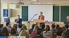 Ирина Бокова встретилась со студентами и преподавателями Белгосуниверситета Ірына Бокава сустрэлася са студэнтамі і выкладчыкамі Белдзяржуніверсітэта Irina Bokova meets students and teachers of BSU