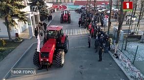 МТЗ выпустит новую модель тракторов