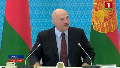 Жесткие кадровые решения. Правительство ответит за провал поручений Президента Беларуси по Орше