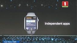 Компания Apple презентовала операционную систему iOS 13 Кампанія Apple прэзентавала аперацыйную сістэму iOS 13