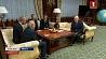 Александр Лукашенко обсудил подготовку к Европейским играм с главой Европейских олимпийских комитетов Аляксандр Лукашэнка абмеркаваў падрыхтоўку да Еўрапейскіх гульняў з кіраўніком Еўрапейскіх алімпійскіх камітэтаў Alexander Lukashenko discusses details of preparation to II European Games
